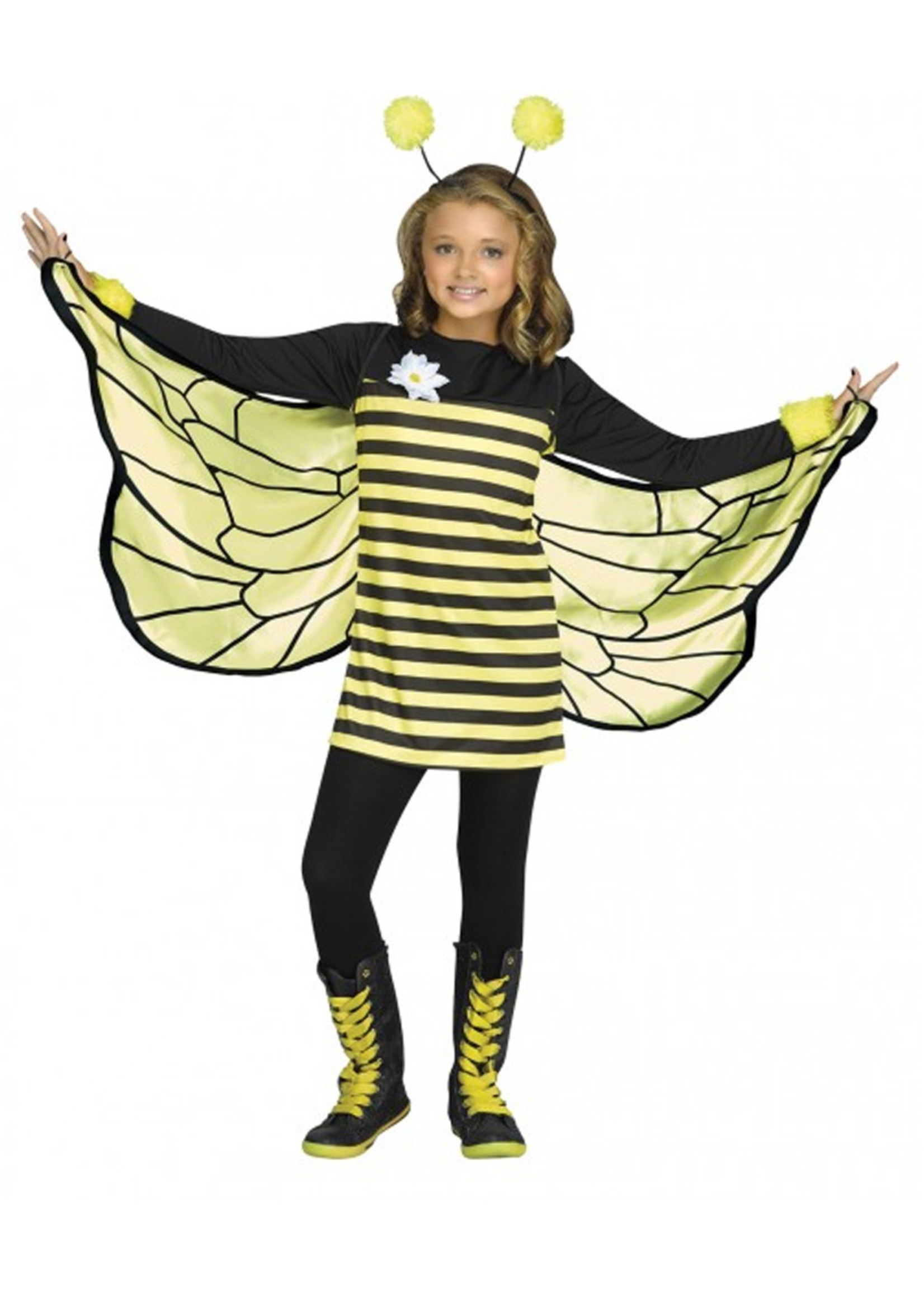 Bee My Honey Costume - Girls