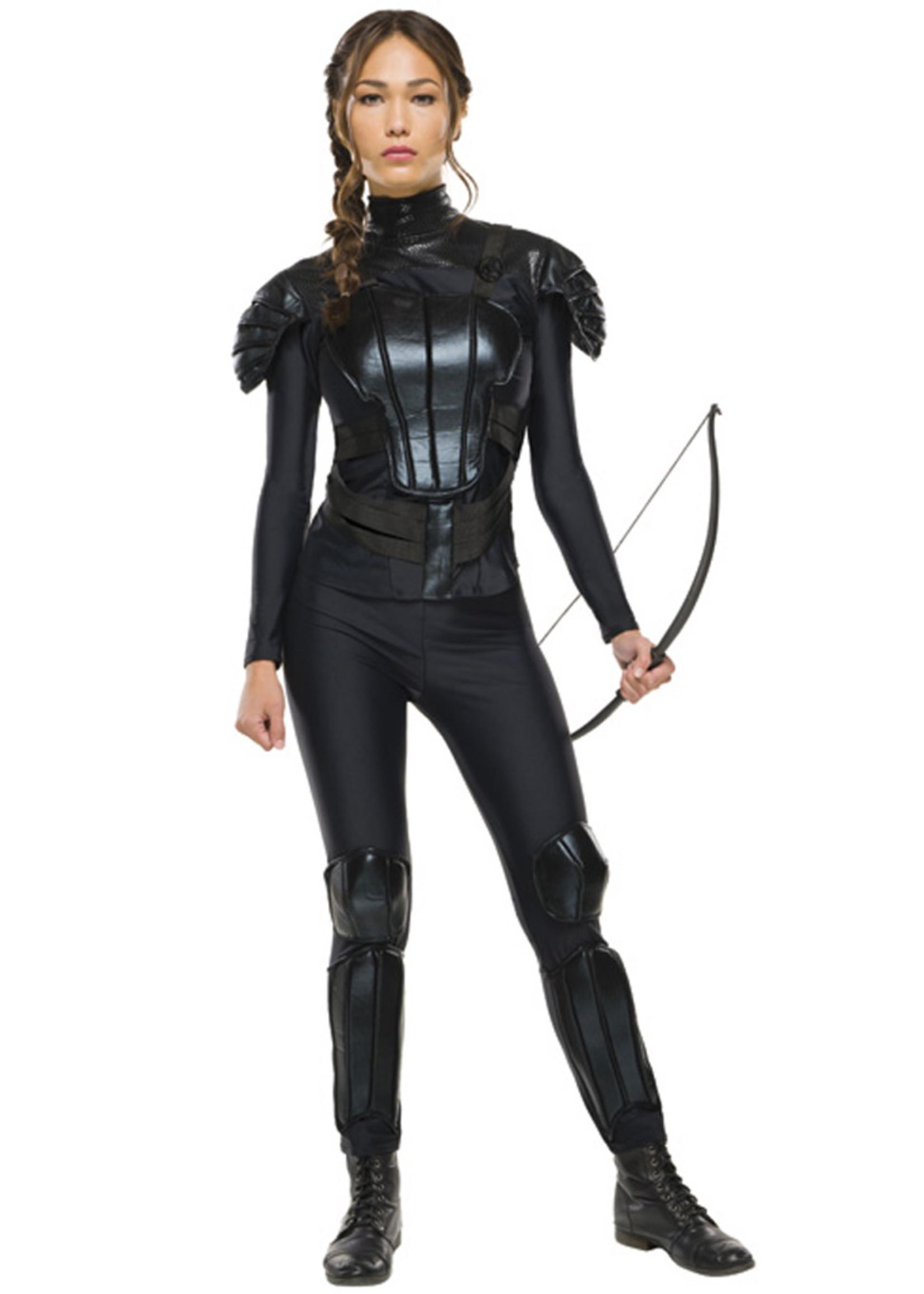 Katniss Rebel Costume - Women's