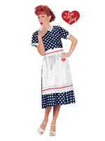 I Love Lucy Costume - Women's