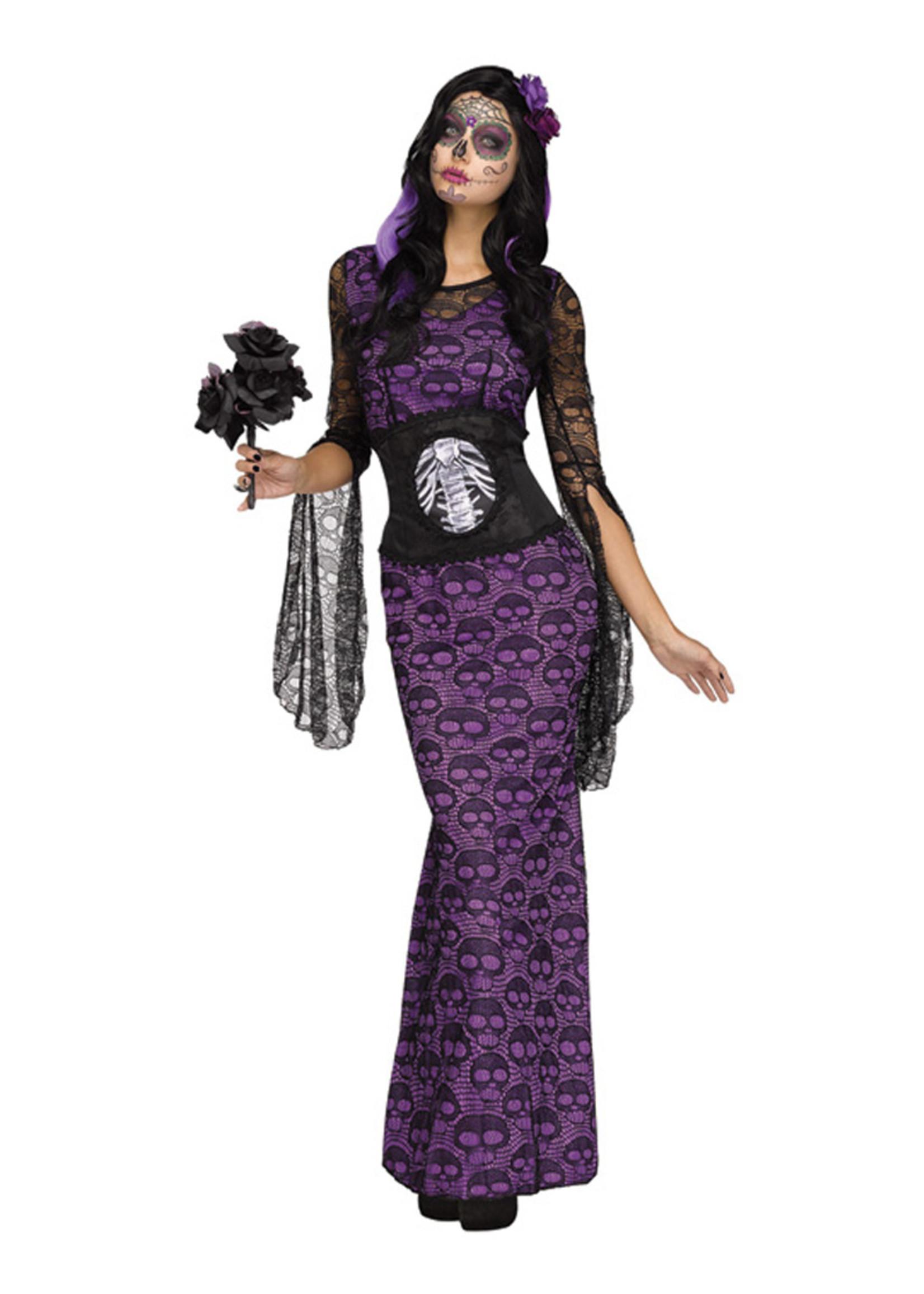 La Muerte Costume - Women's