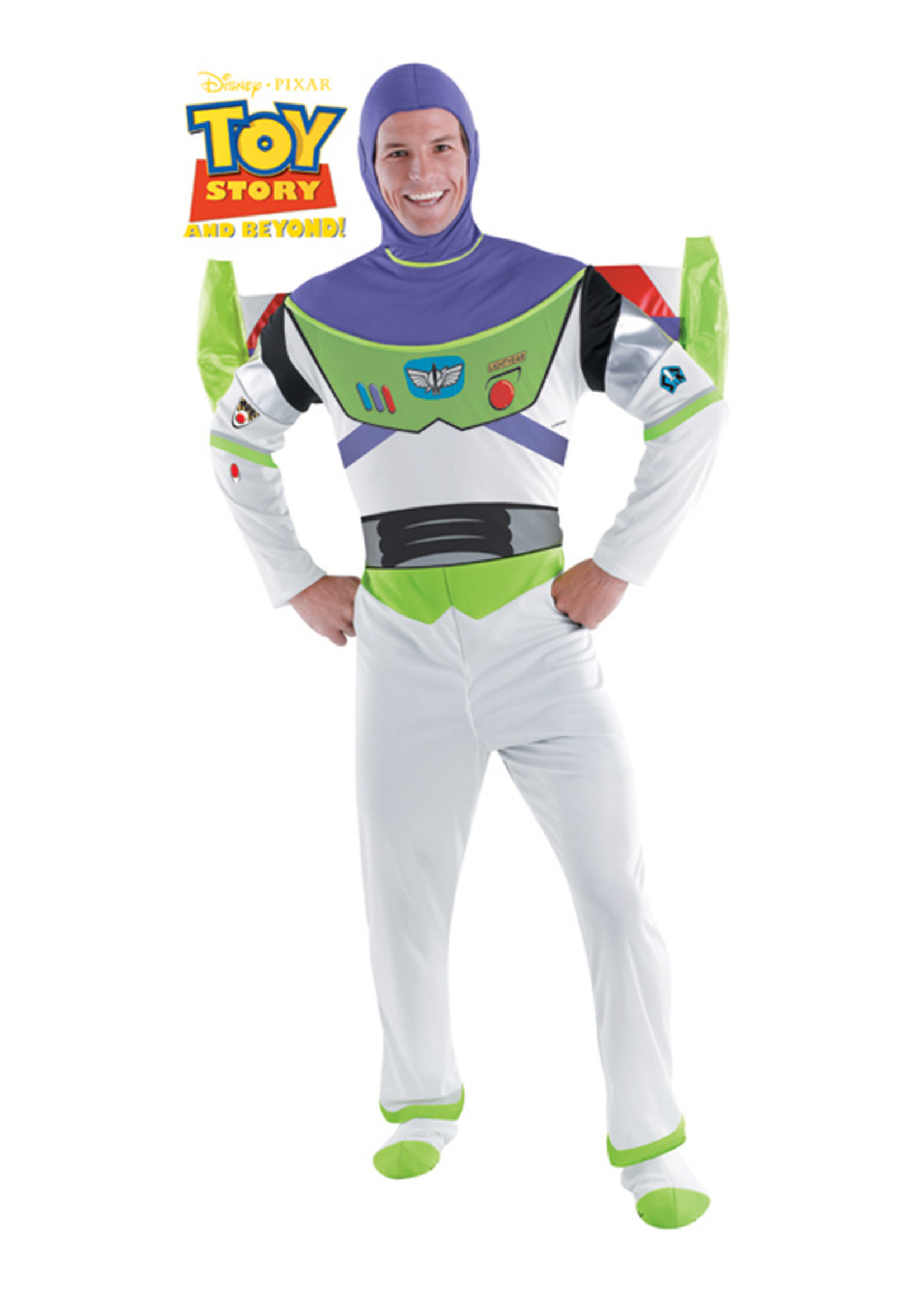 Buzz Lightyear Costume - Men's
