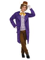 RUBIES Willy Wonka Costume - Men's