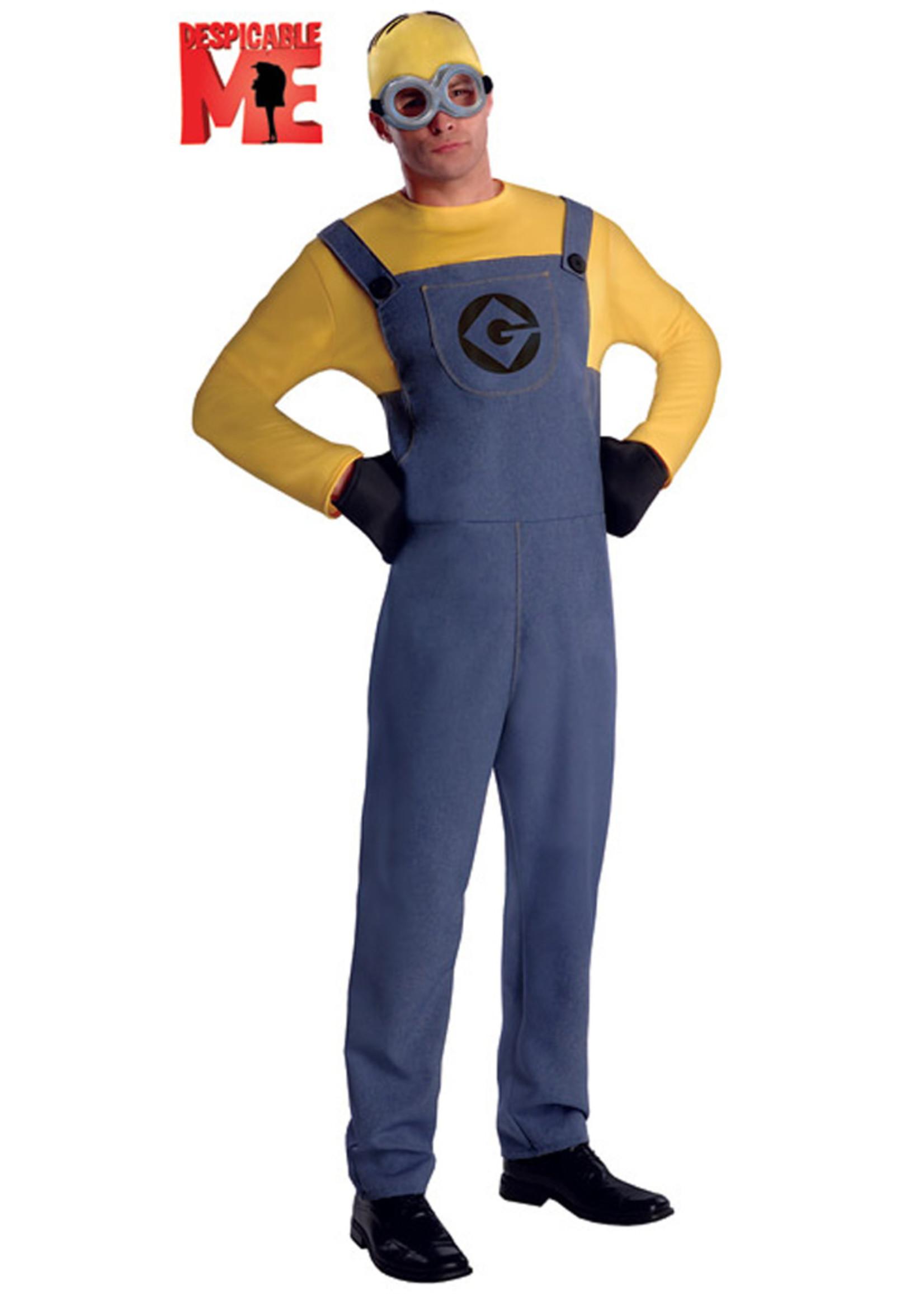 Minion Dave Costume - Men's