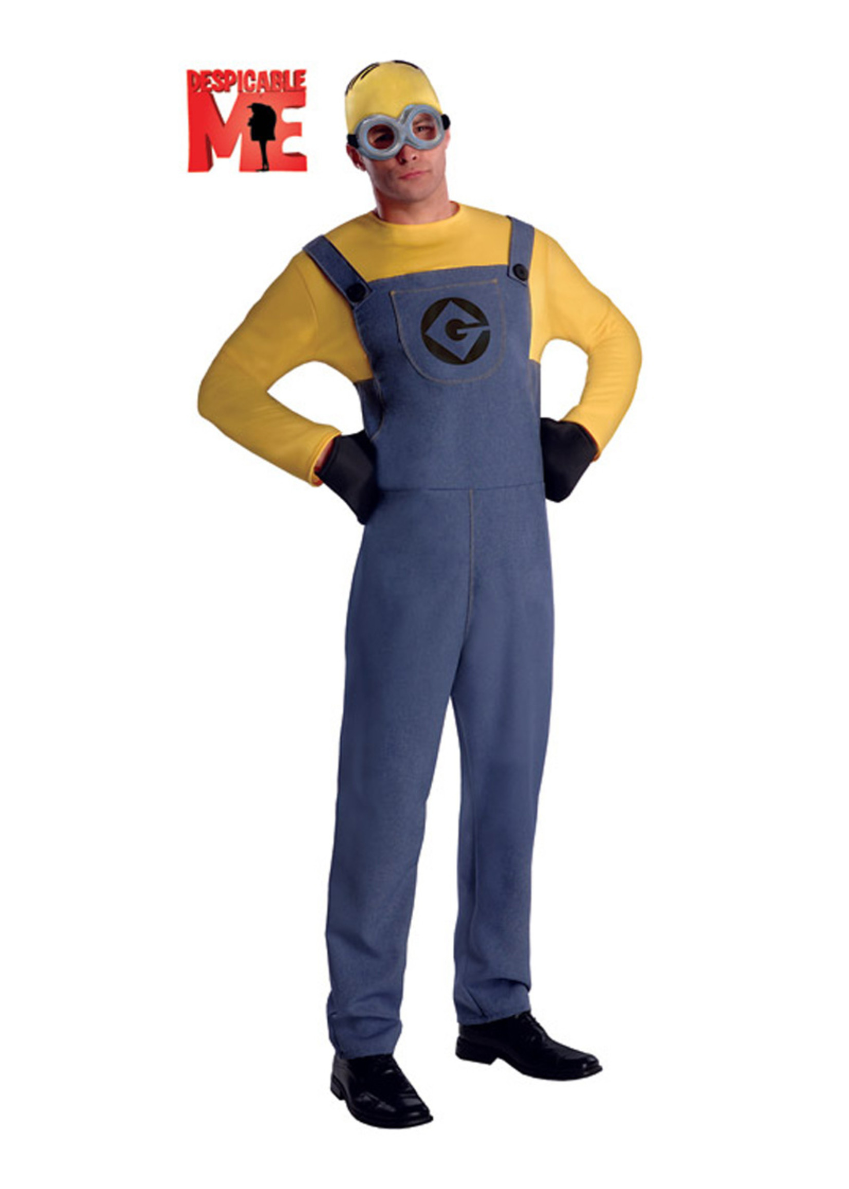 Minion Dave Costume - Men's