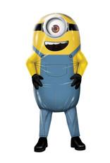 Inflatable Minion Stuart Costume - Men's
