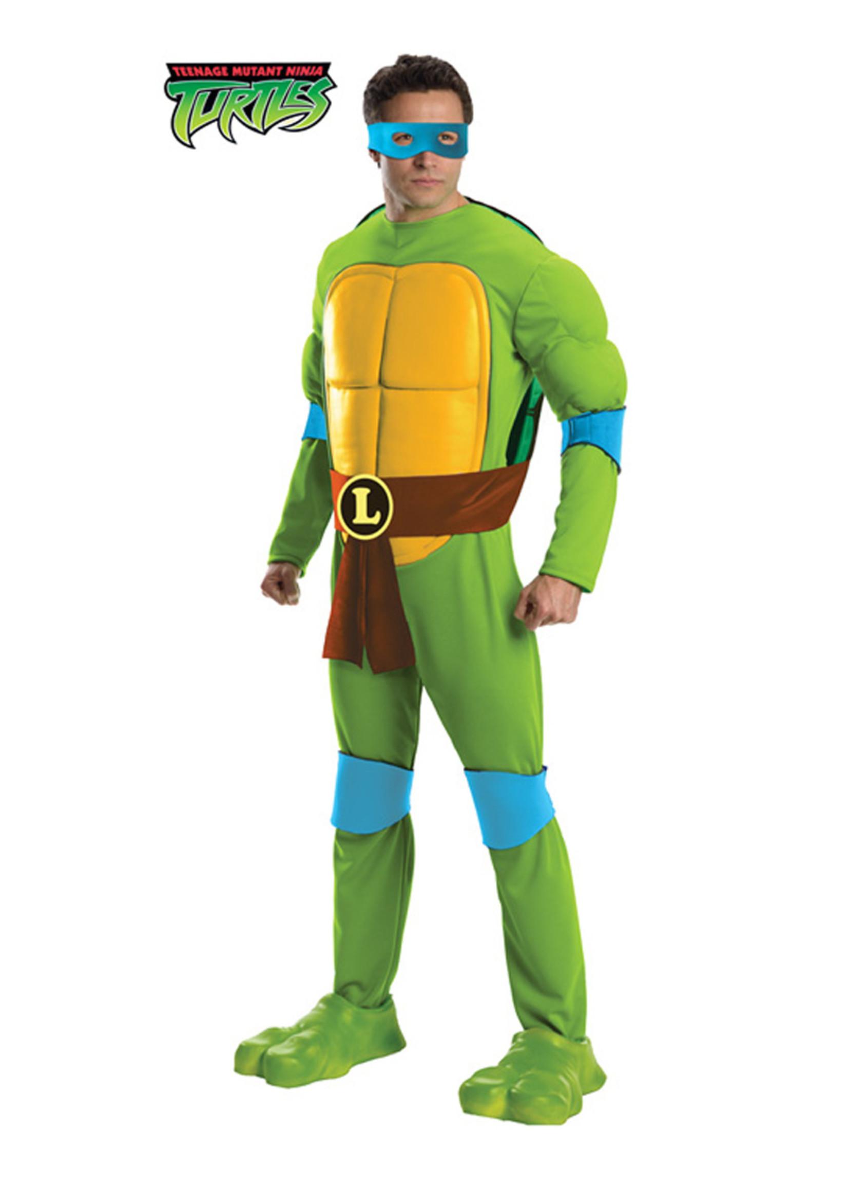 Leonardo Deluxe Costume - Men's