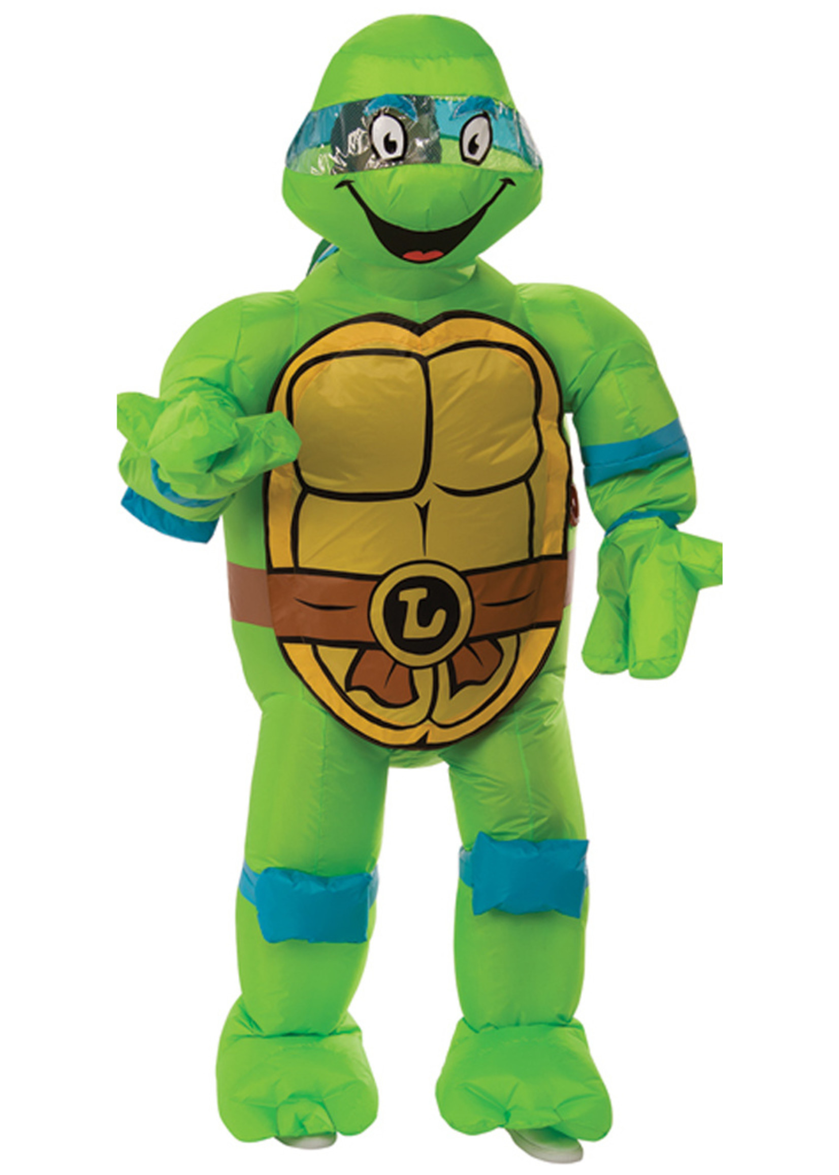 Inflatable Leonardo Costume - Men's