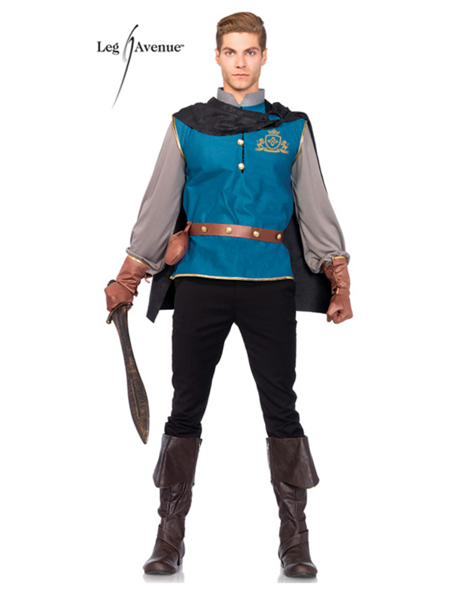 Storybook Prince Costume - Men's