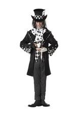 Dark Mad Hatter Costume - Men's