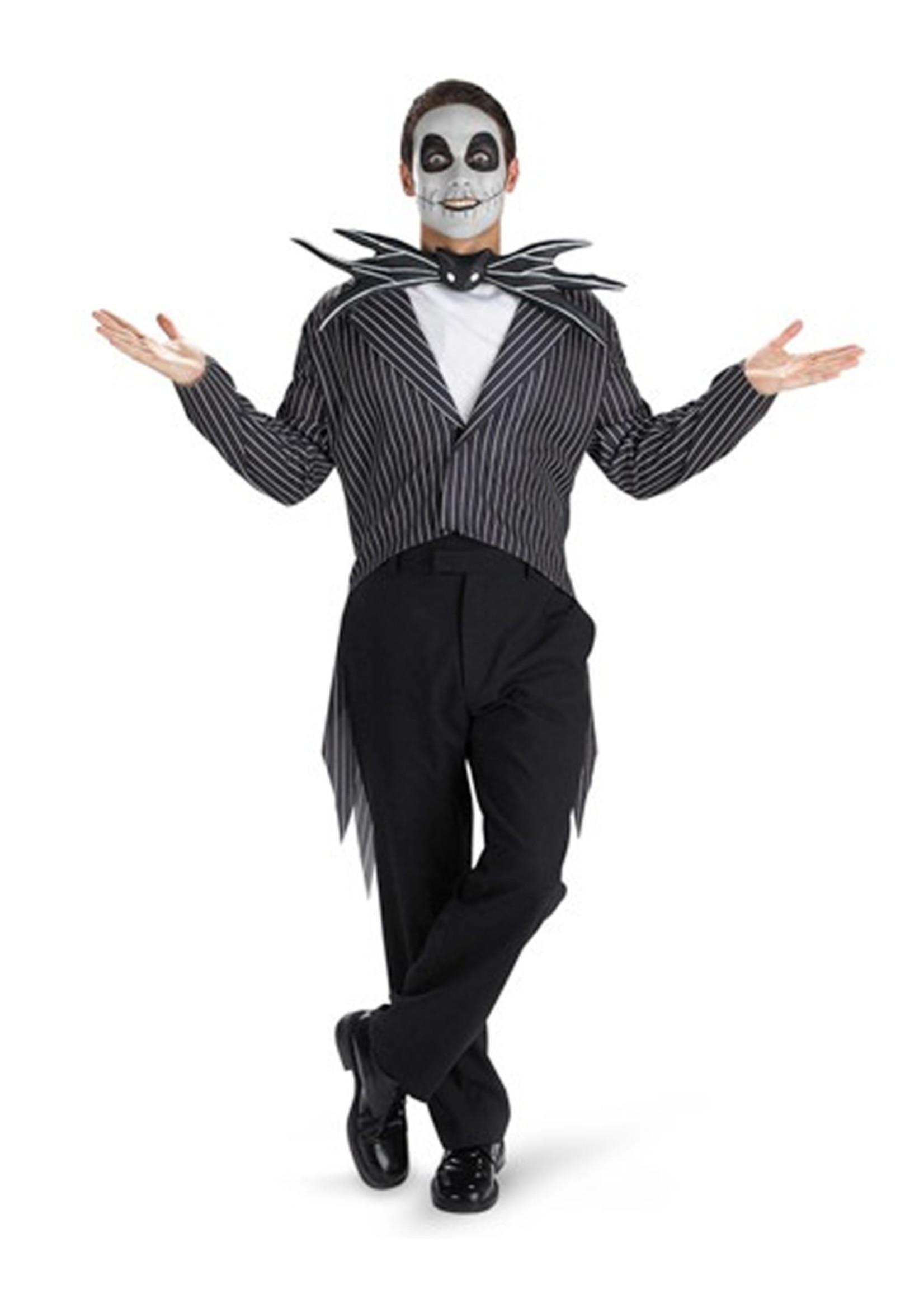 Jack Skellington Costume - Men's