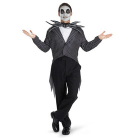 Jack Skellington Costume - Men's