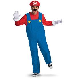 DISGUISE Mario Costume - Men's