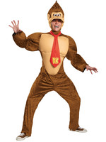 Donkey Kong Costume - Men's