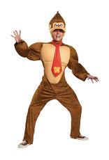 Donkey Kong Costume - Men's
