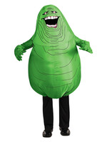 Slimer Inflatable Costume - Men's