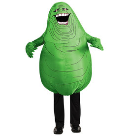 Slimer Inflatable Costume - Men's