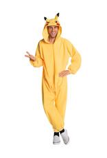 Pikachu Jumpsuit Costume - Men's