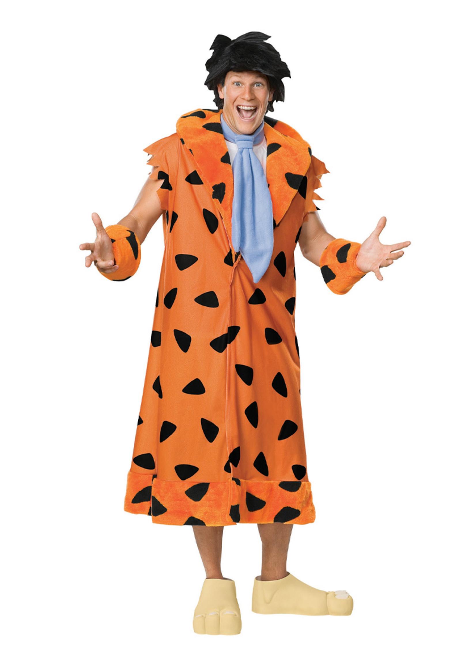 Fred Flintstone Costume - Men's