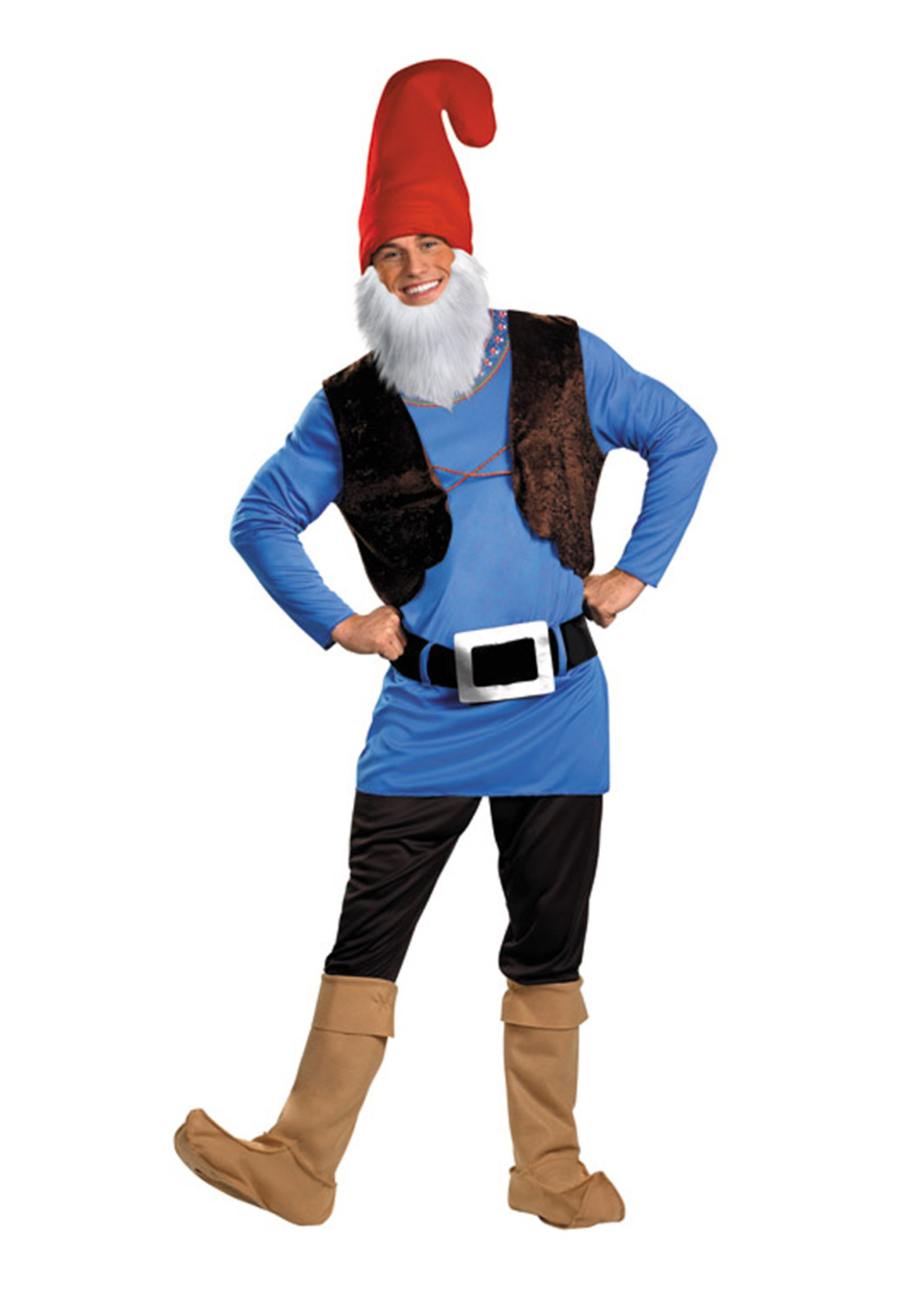 Papa Gnome Costume - Men's