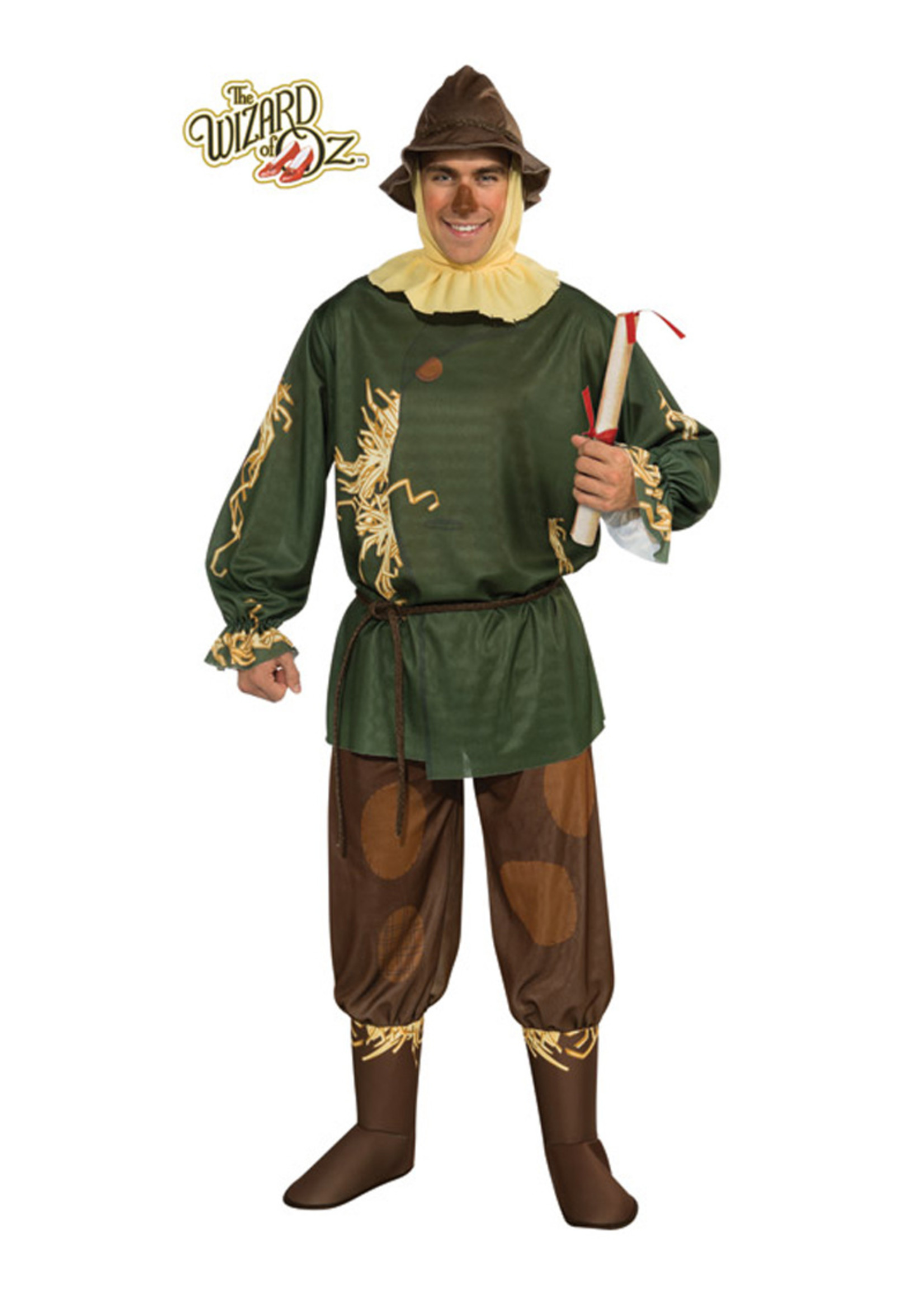Scarecrow Costume - Men's