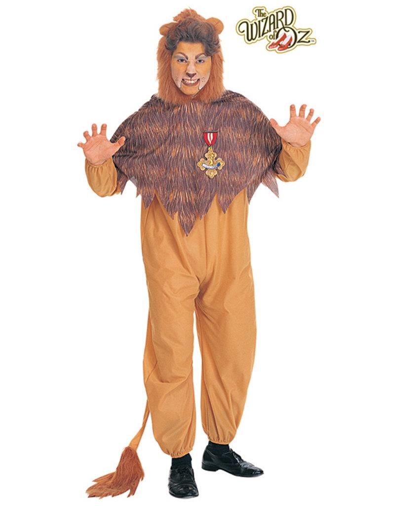 Cowardly Lion Costume - Men's