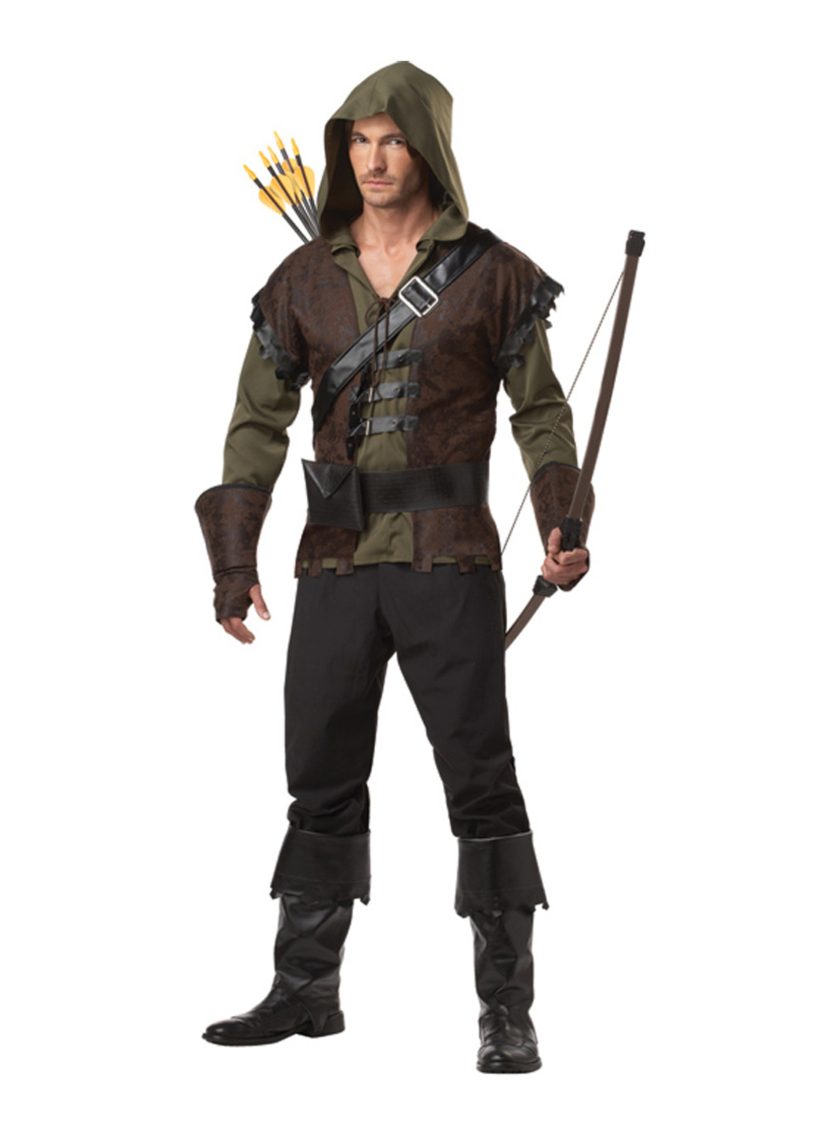 Robin Hood Costume - Men's