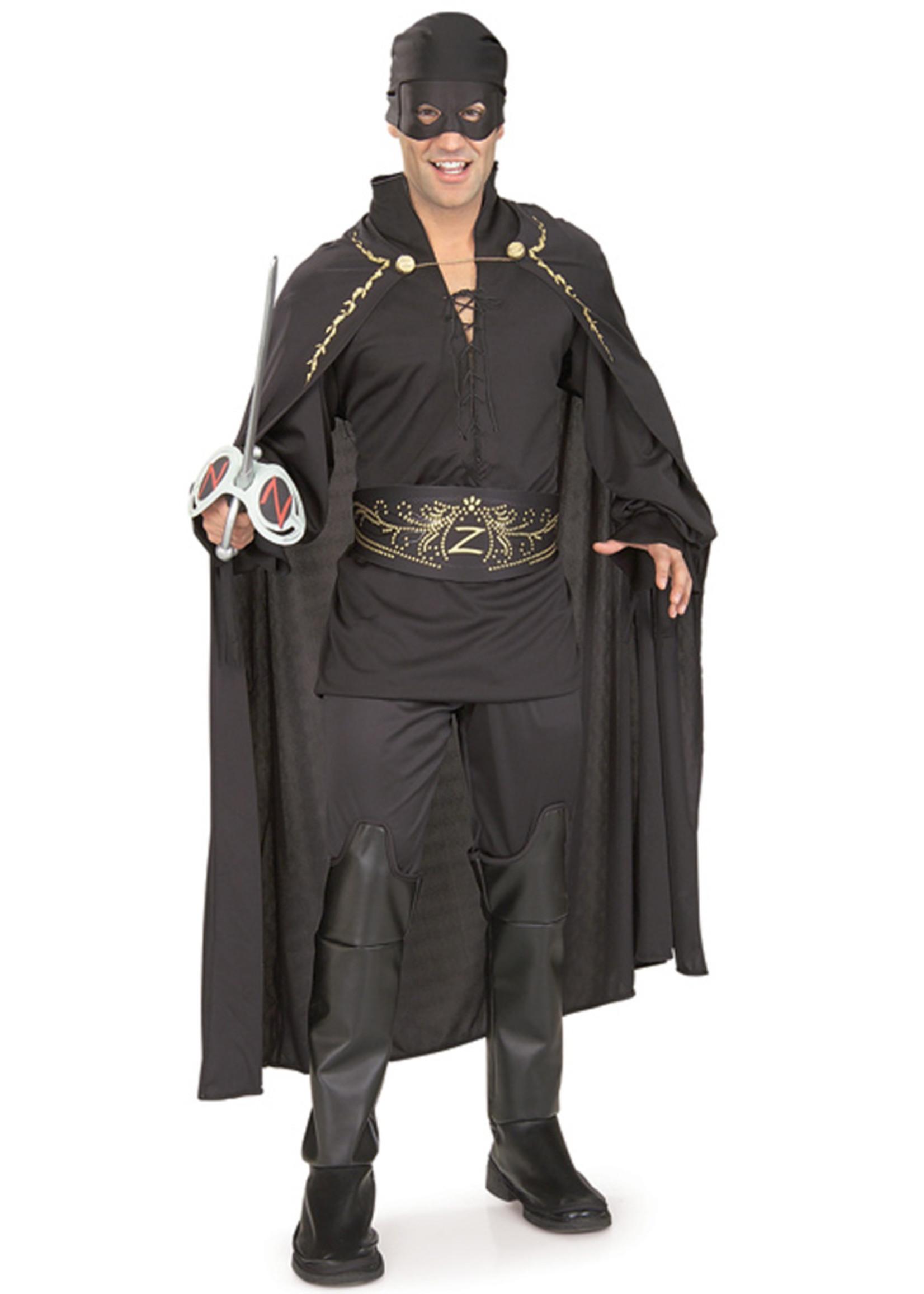 Zorro Costume - Men's