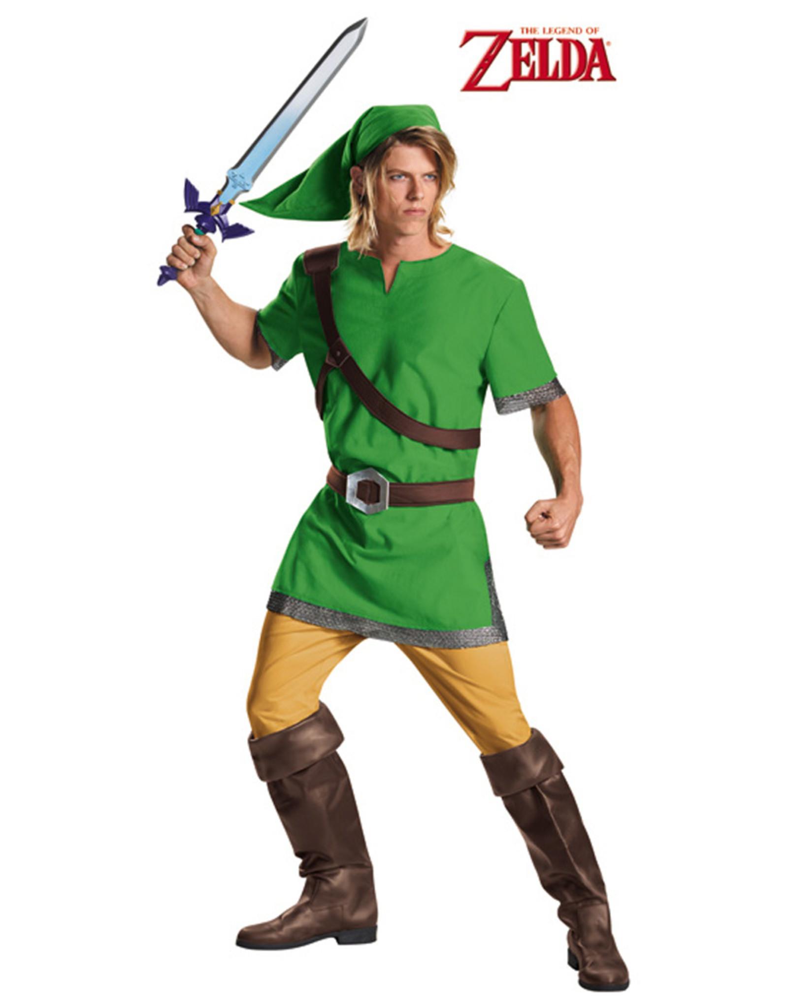 Link Costume - Men's