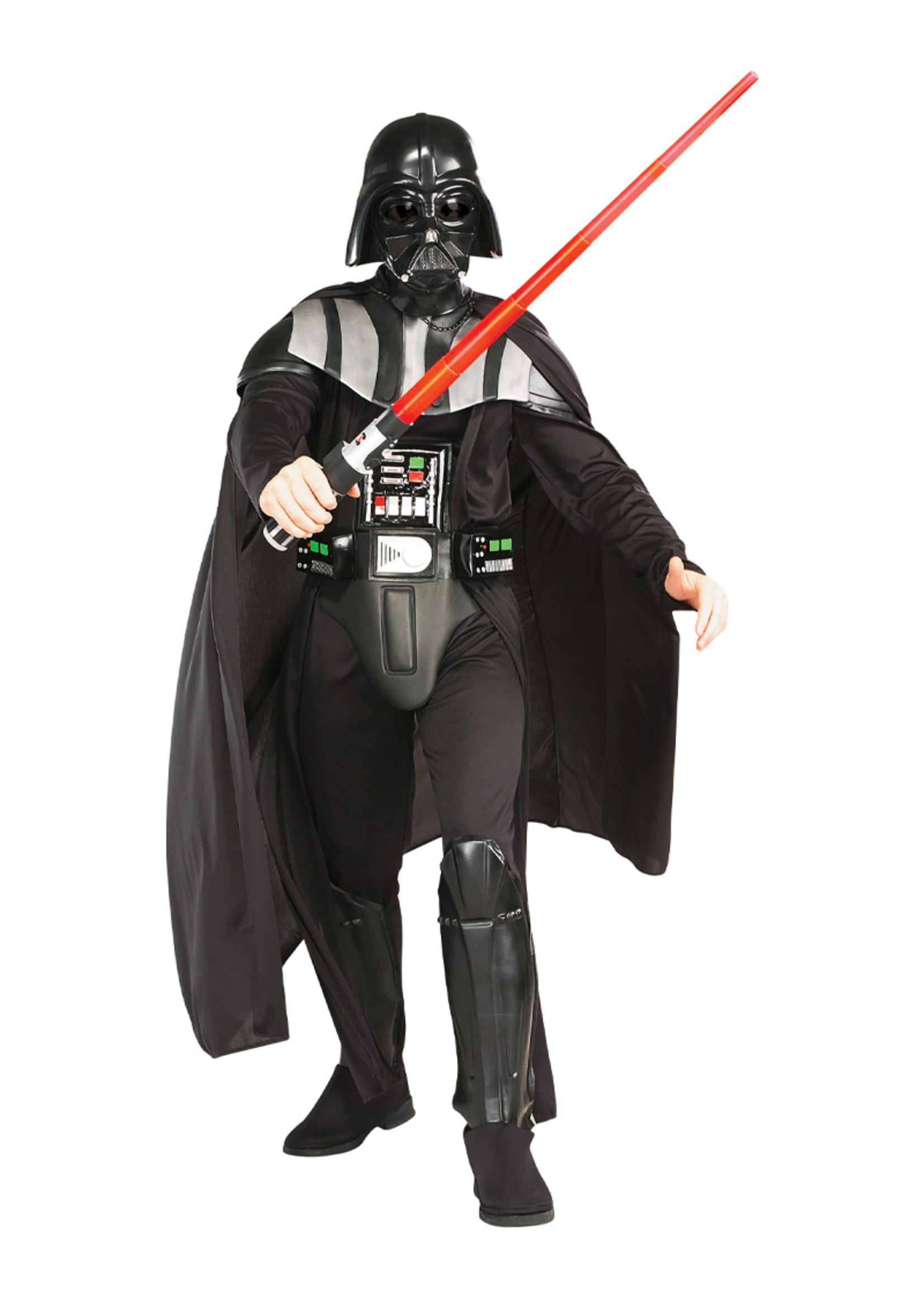 Darth Vader Deluxe Costume - Men's
