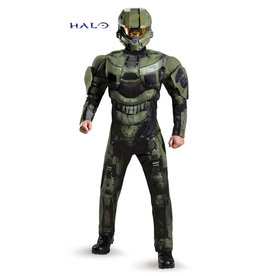 Master Chief - Halo Costume - Men's