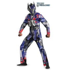 Optimus Prime Costume - Men's