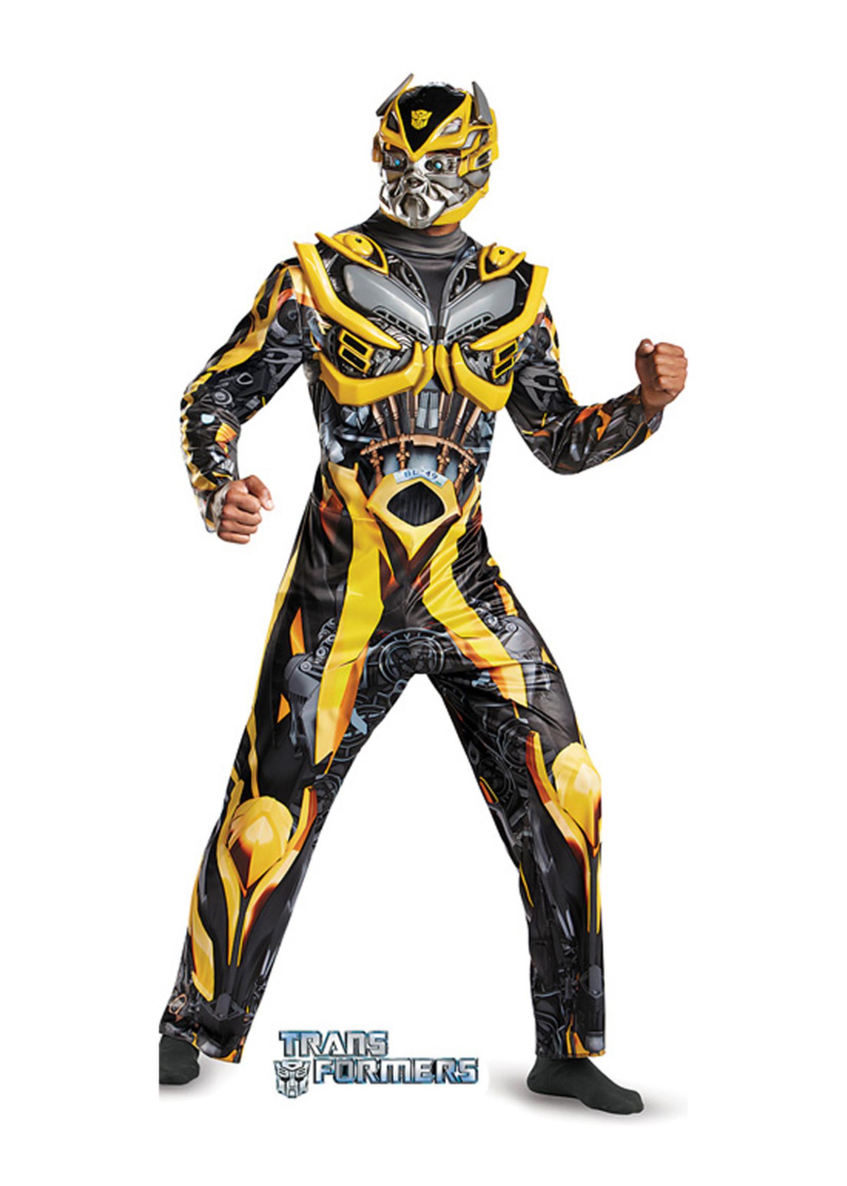 Bumblebee Costume - Men's