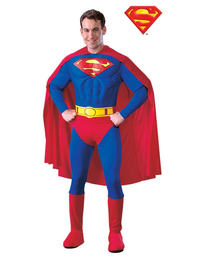 Superman Costume - Men's