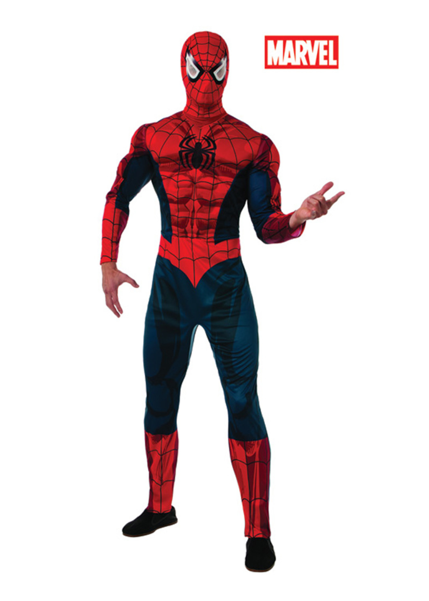 Spider-Man Deluxe Costume - Men's