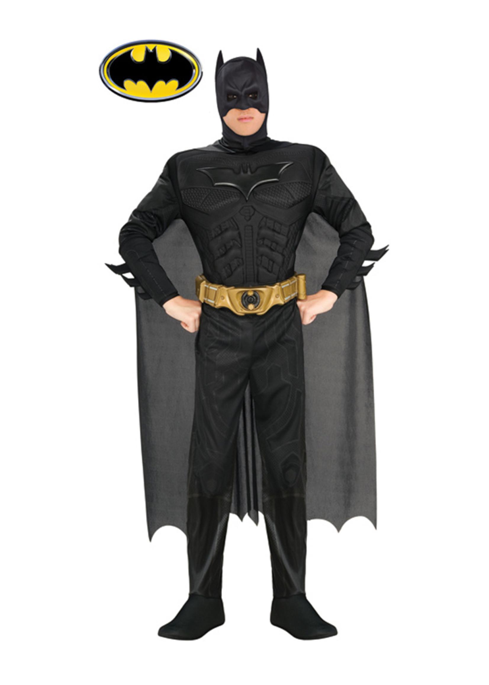 Batman Deluxe Costume - Men's
