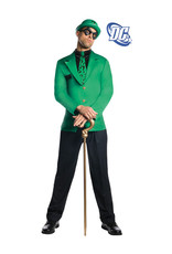 The Riddler Costume - Men's