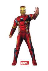 Iron Man - Civil War Costume - Men's