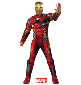 Iron Man - Civil War Costume - Men's