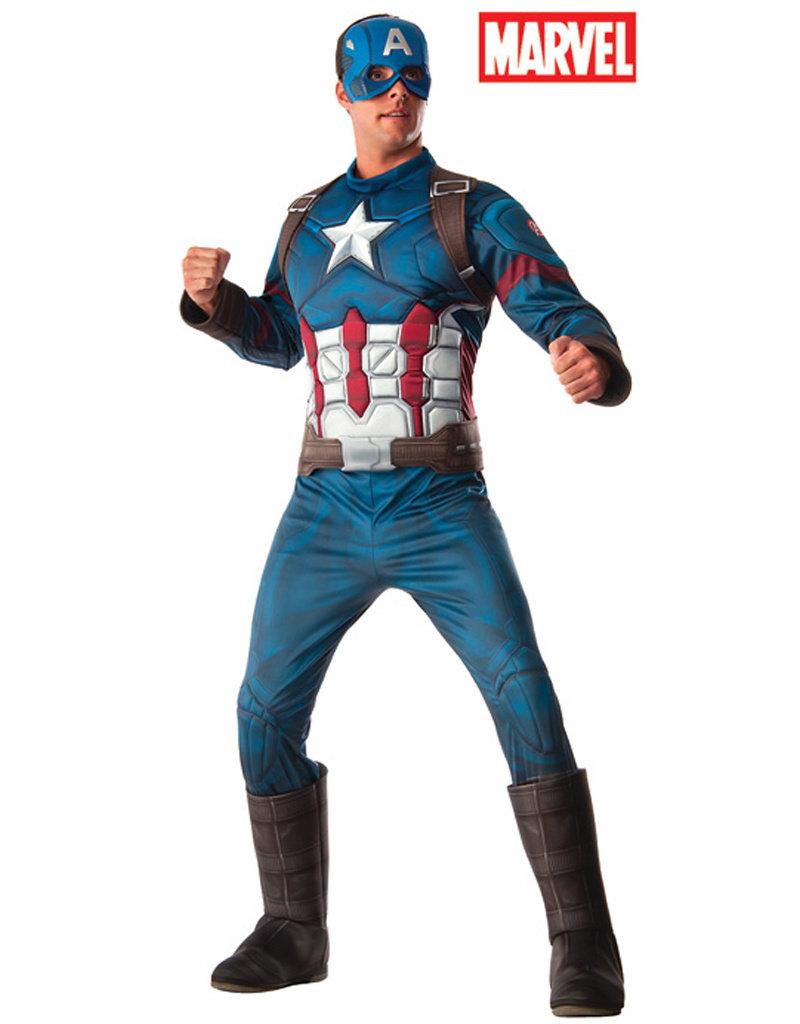 Captain America - Civil War Costume - Men's