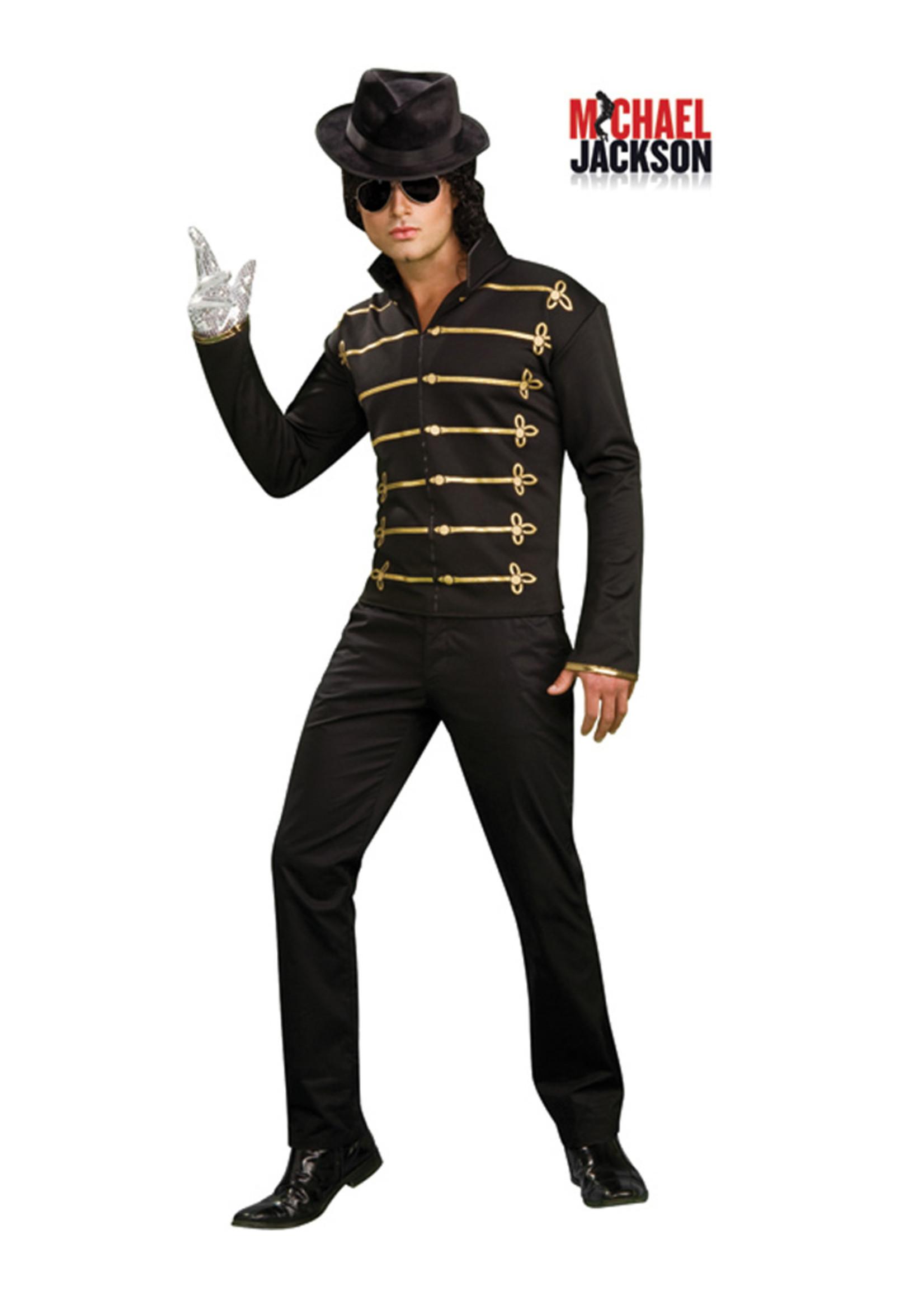 Michael Jackson Military Jacket - Men's