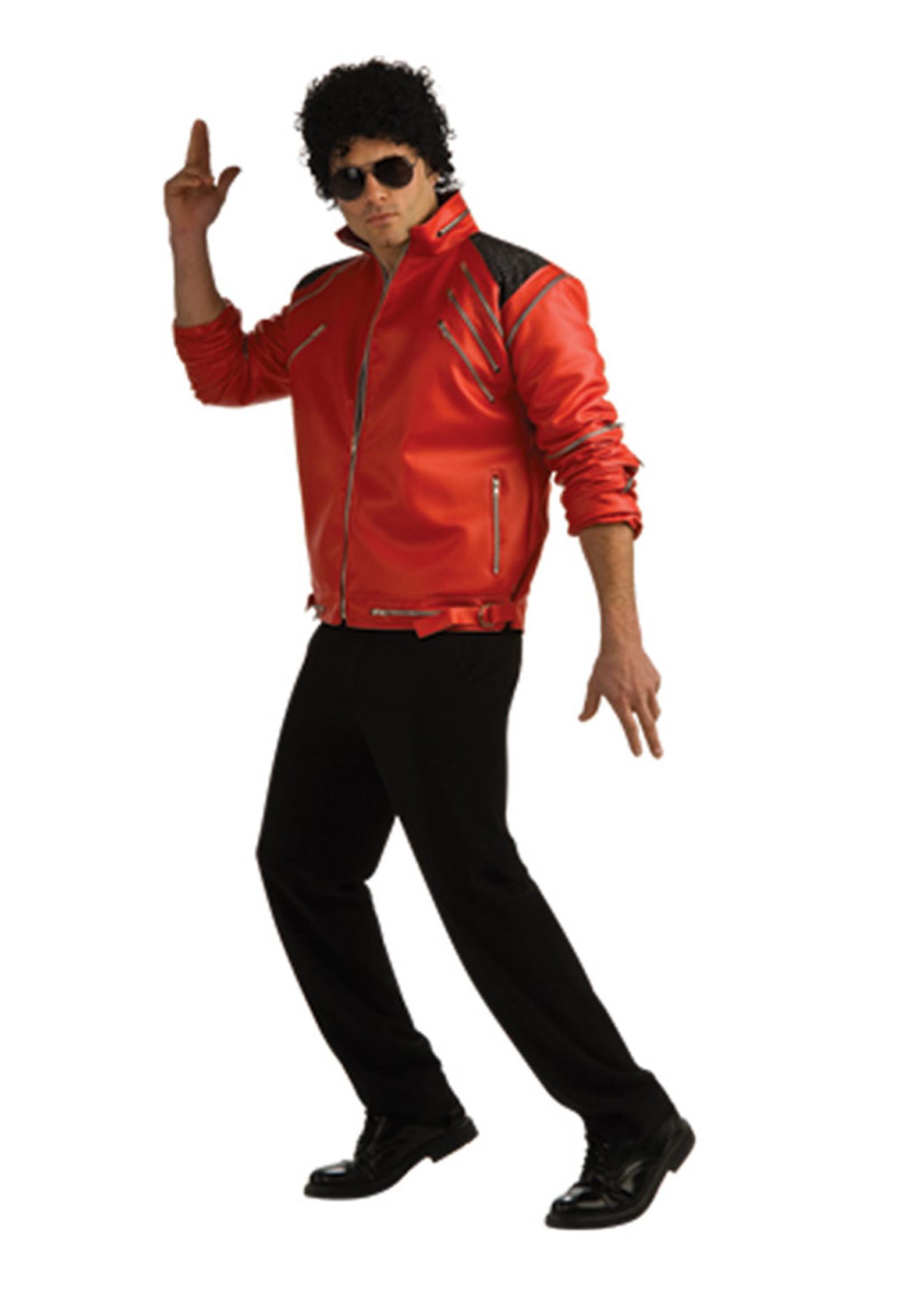 Michael Jackson Beat It  Jacket - Men's