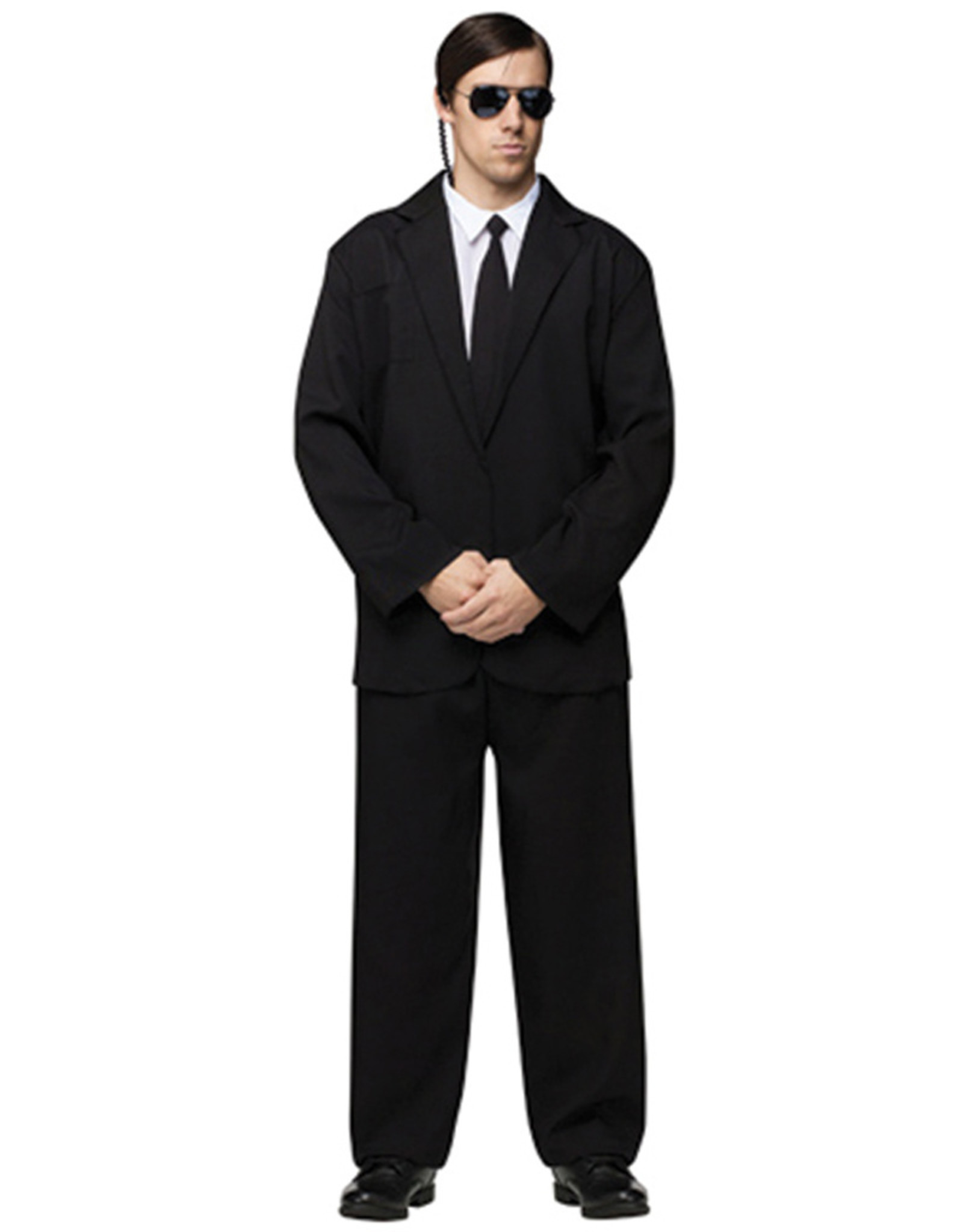 Black Suit Costume - Men's