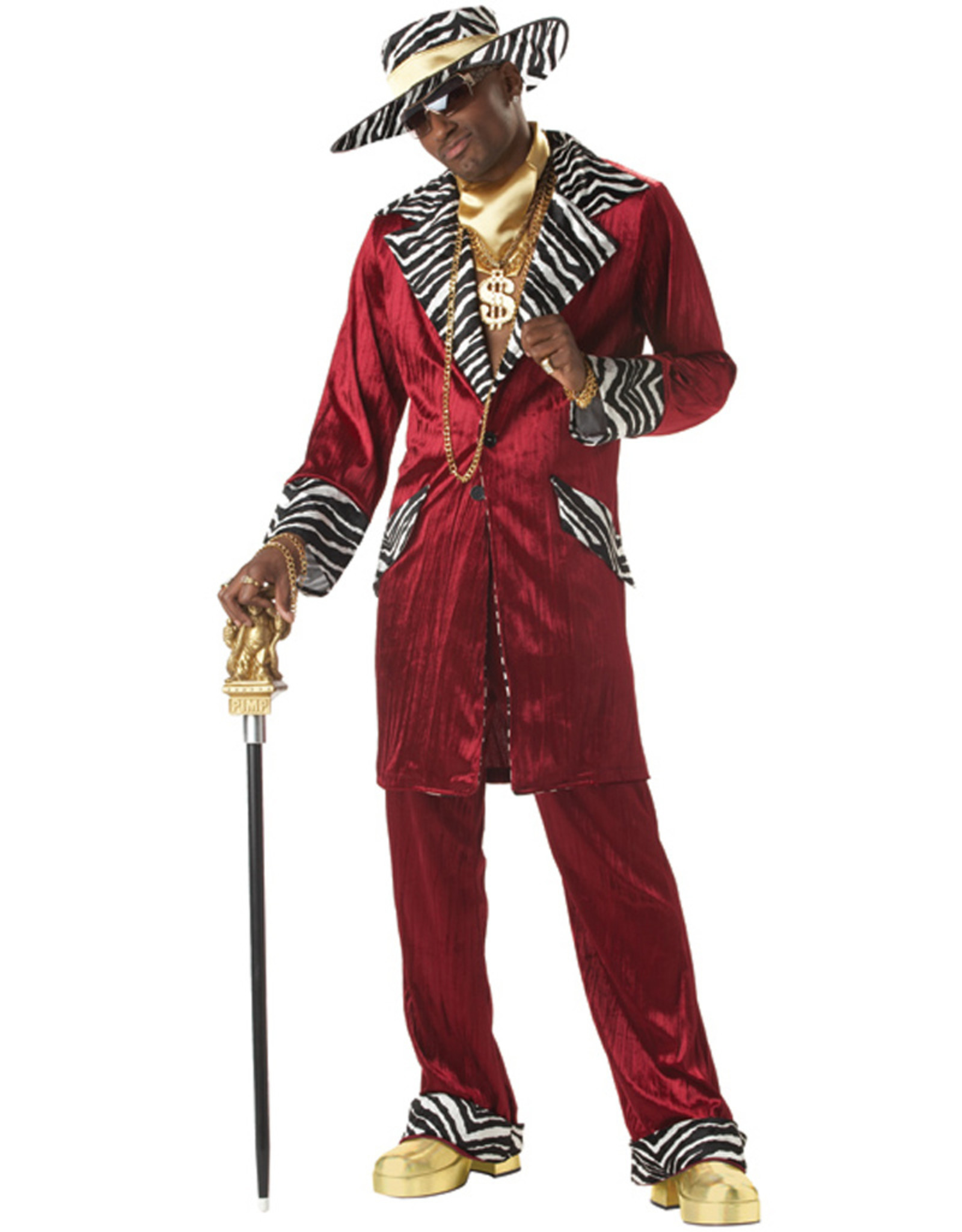 Sweet Daddy Beaujolais Costume - Men's