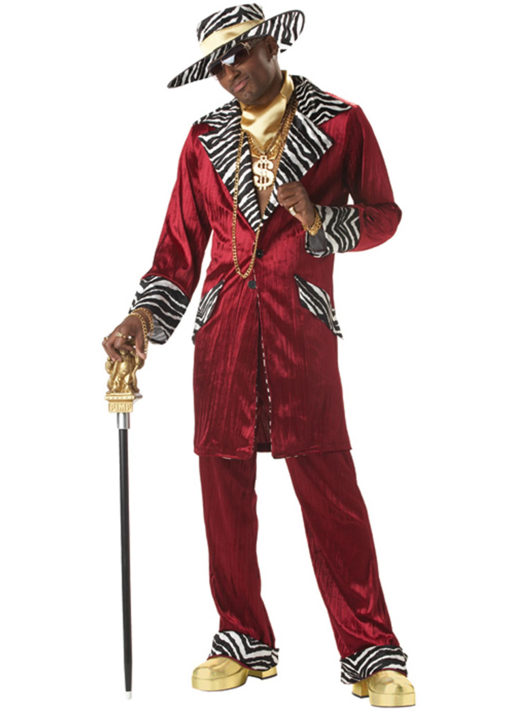 Sweet Daddy Beaujolais Costume - Men's