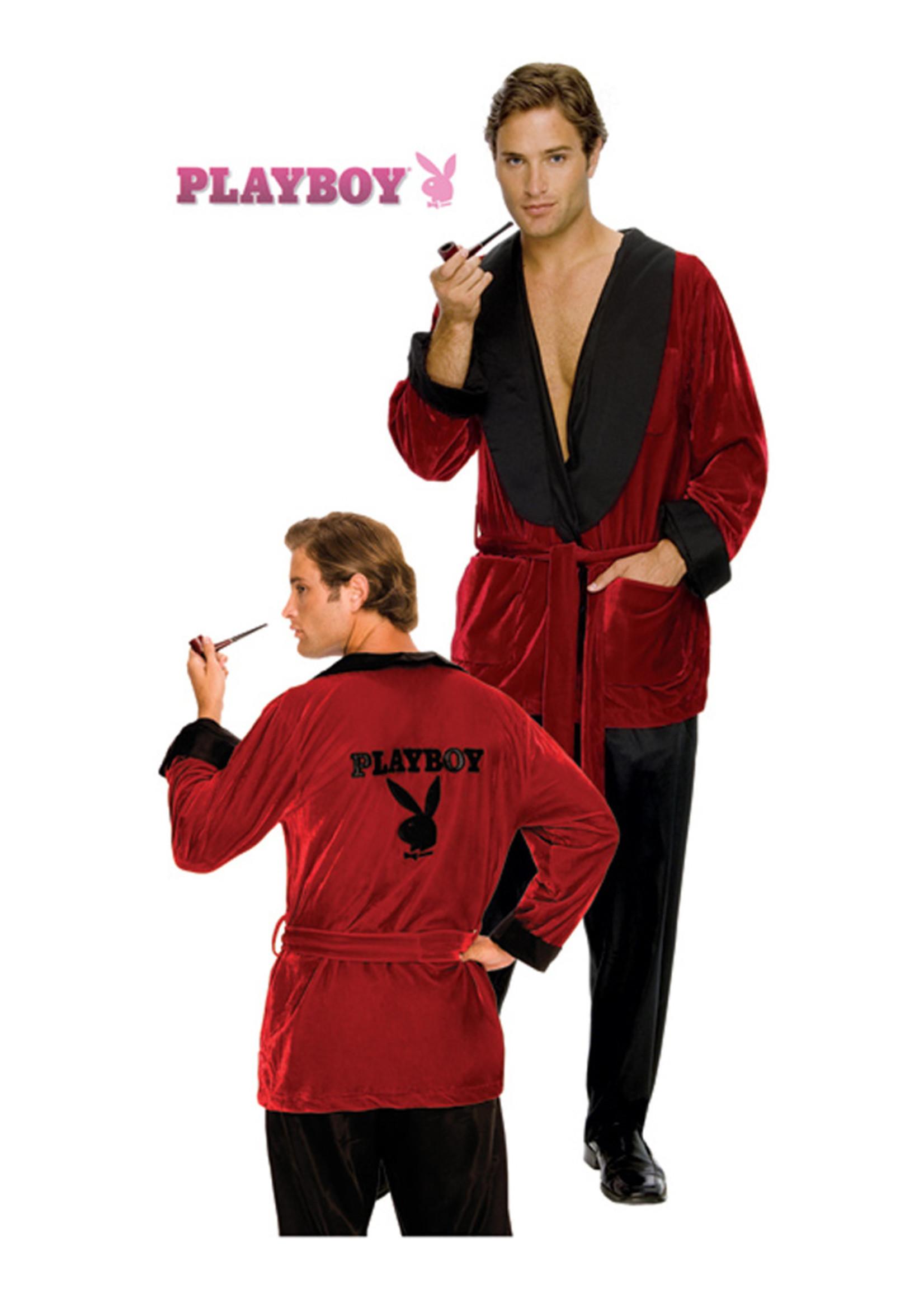 RUBIES Hugh Hefner Costume - Men's