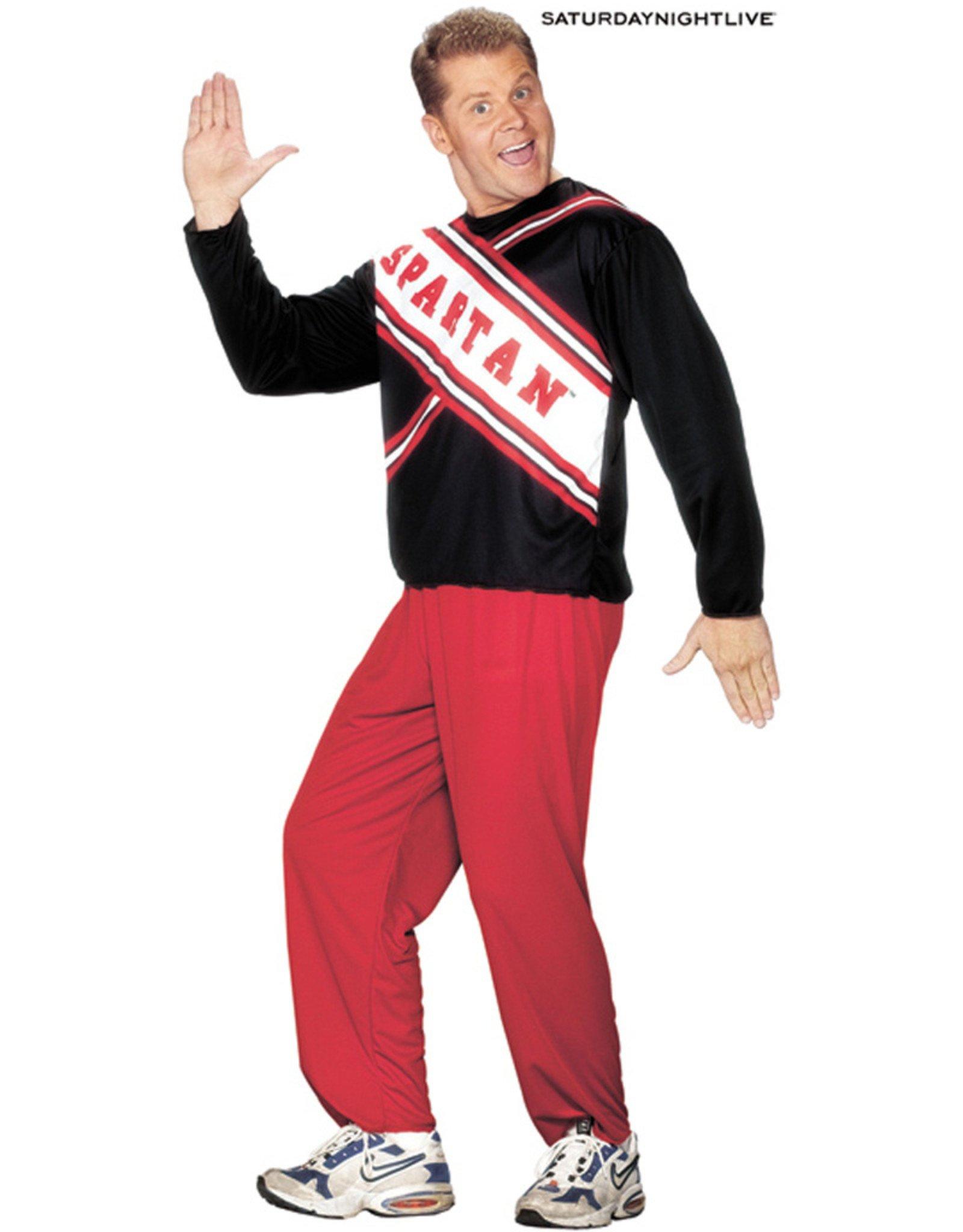 Spartan Cheerleader SNL Costume - Men's