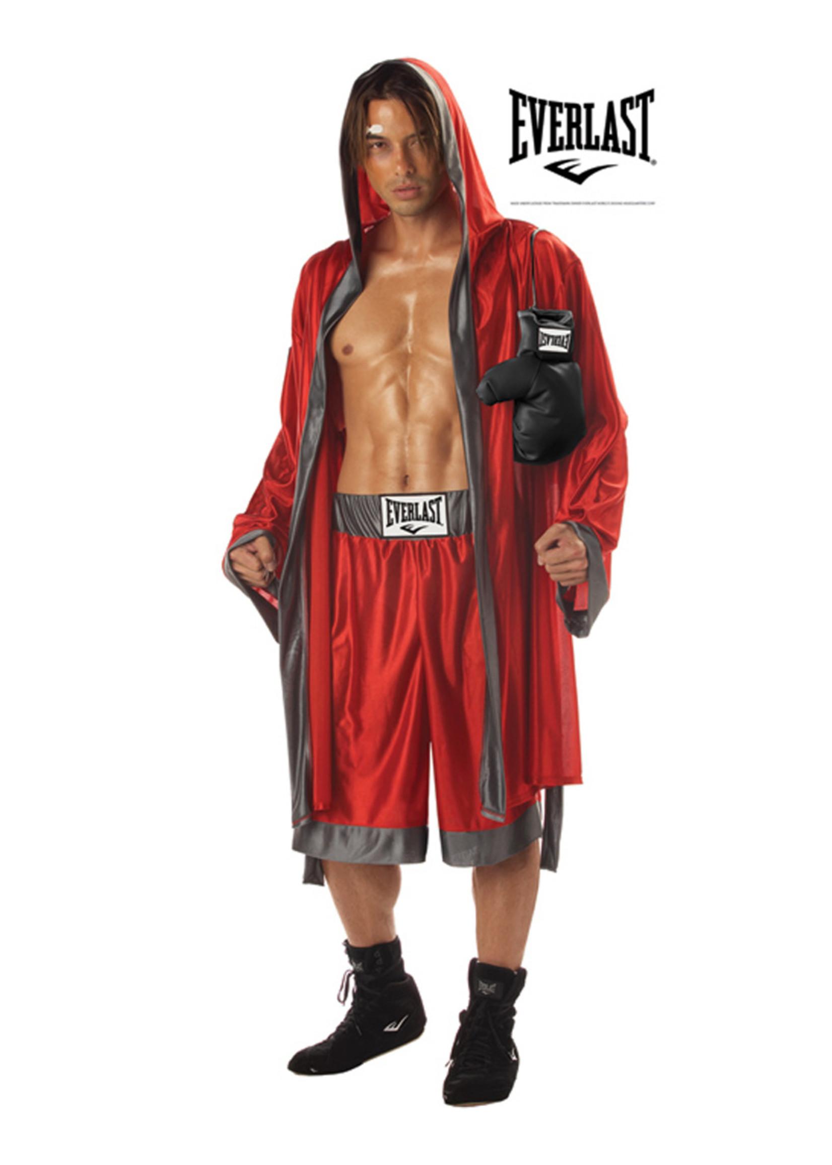 Everlast Boxer Costume - Men's
