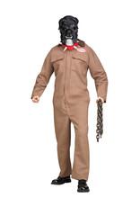 Junk Yard Dog Costume - Men's