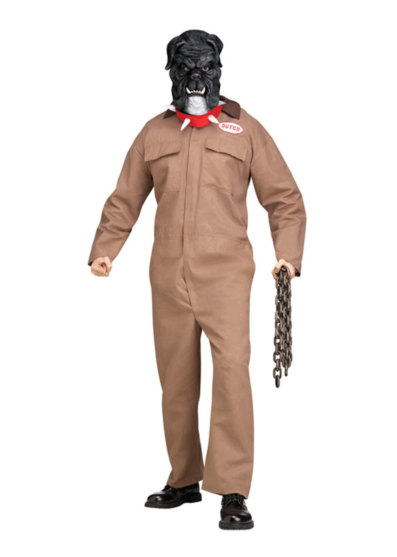 Junk Yard Dog Costume - Men's