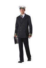 Retro Pilot Costume - Men's